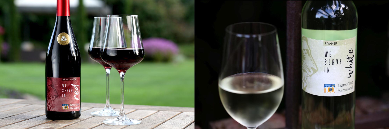 Wein Banner